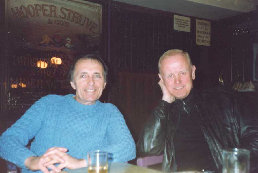 Tom O'Connor & Geoffrey Brawn